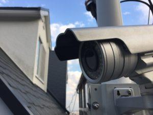 地域見守りカメラ